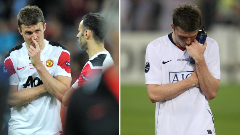 Michael Carrick Reveals How Champions League Final Loss Caused Depression