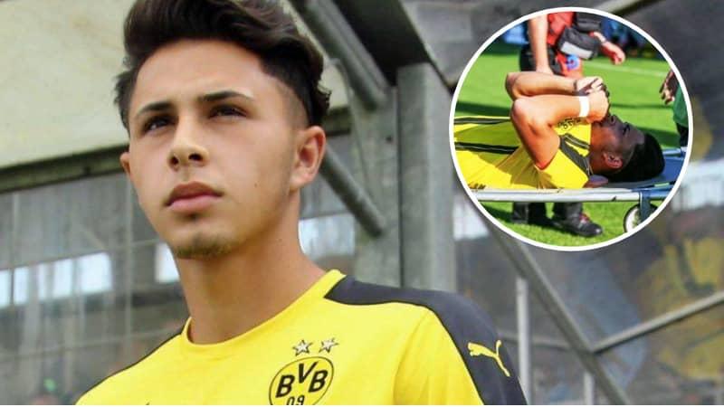 Borussia Dortmund Youngster Dario Scuderi Retires From Football Aged 21
