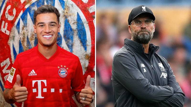 Philippe Coutinho's Bayern Munich Move Means Liverpool Will Miss Out On A Whopping £23m