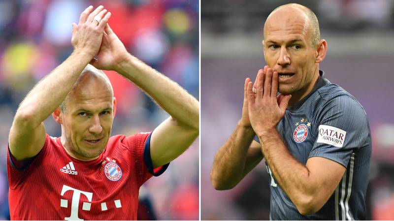 Arjen Robben Offered Chance To Come Out Of Retirement Aged 36
