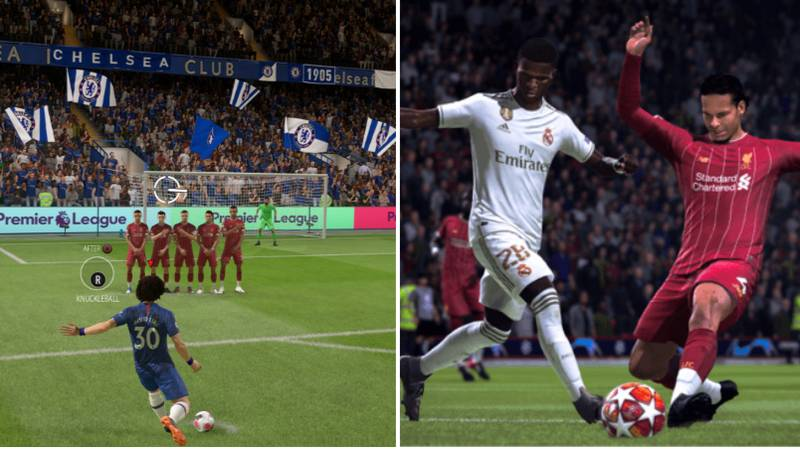 EA Sports Drop FIFA 20 Gameplay Trailer Ahead Of September Release