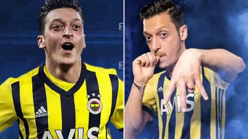 Mesut Ozil Has Completed His Move To Turkish Side Fenerbahce, Bring To An End His Seven-And-A-Half Year Stay At Arsenal