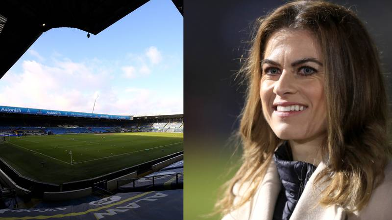 Leeds Invite Karen Carney To The Training Ground After Criticised Tweet