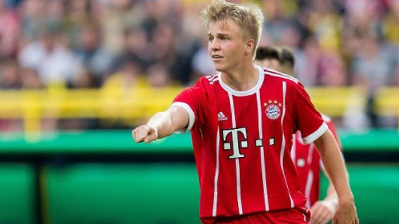 Mario Götze's Brother Is Officially A Bayern Munich Player