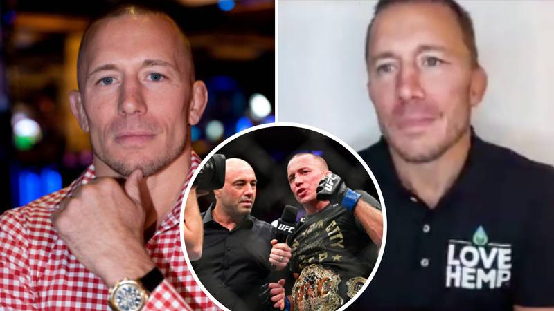 UFC Legend Georges St-Pierre Names His Pick For The 'Best Fighter On Earth'