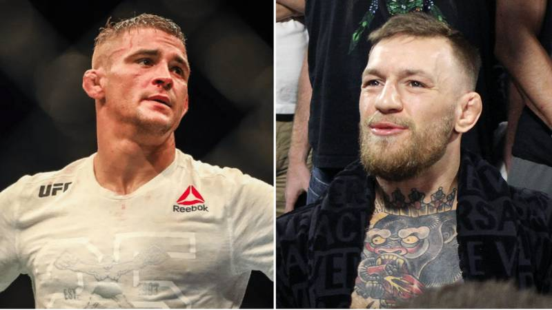 Conor McGregor Furiously Responds To Dustin Poirier's Call Out
