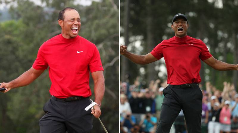 Tiger Woods' Masters Bet Costs William Hill $1.2 Million