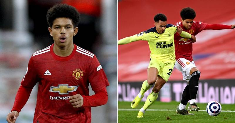 Manchester United Wonderkid Shola Shoretire Was Axed By Man City After Training With Barcelona
