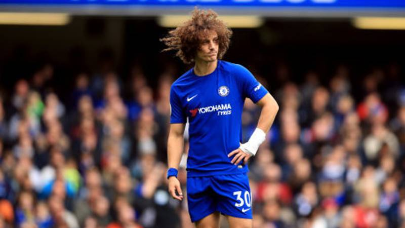 David Luiz In Talks With Real Madrid Over January Move