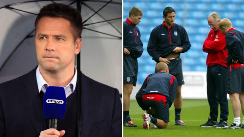 Michael Owen's View On The Paul Scholes, Steven Gerrard, Frank Lampard Debate