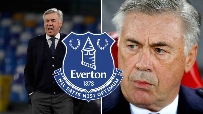 Carlo Ancelotti's Huge Pay Packet At Everton Has Been Revealed