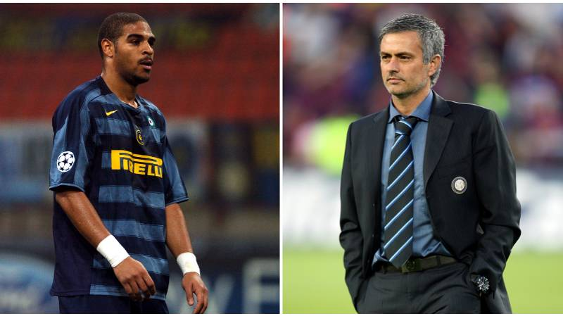 Jose Mourinho Stopped Adriano From Moving To Manchester City
