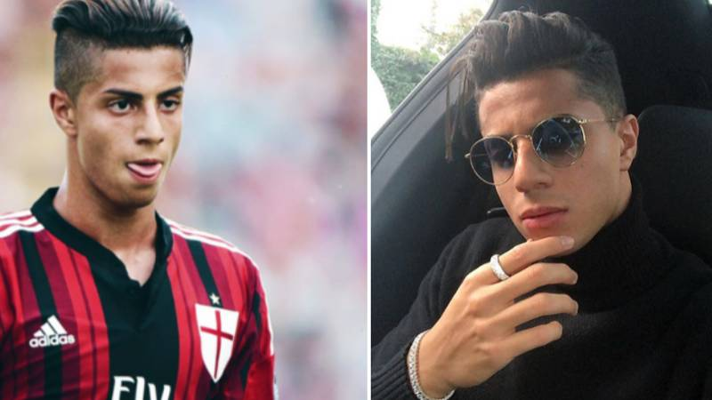 Former Wonderkid Hachim Mastour Is Training With A New Club