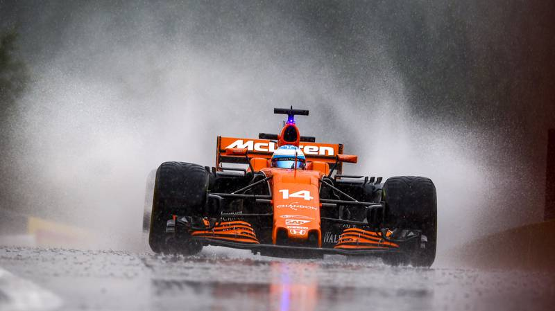 McLaren Confirm Split With Honda And Move To Renault Engine For 2018