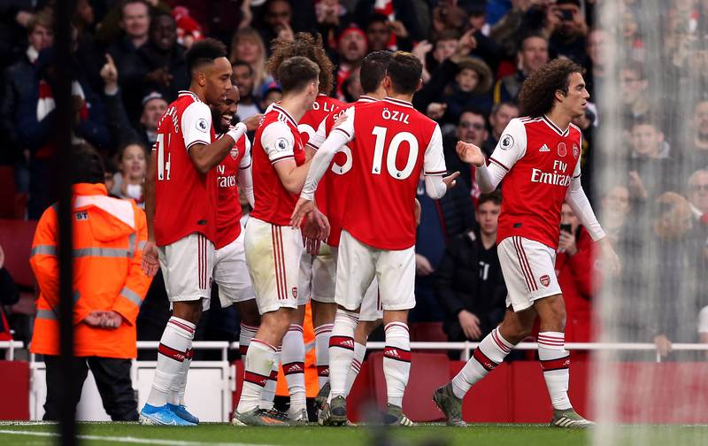 Arsenal vs Man City: LIVE Stream And TV Channel Info