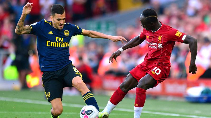 Liverpool vs Arsenal: LIVE Stream And TV Channel Info For Carabao Cup Clash