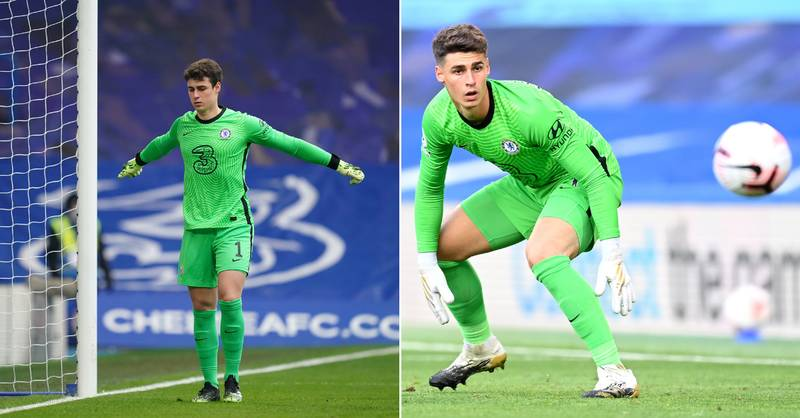 Morecambe's Bench Shout 'Shoot' Whenever Ball Is Near Chelsea's Kepa Arrizabalaga