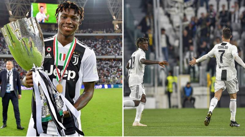 Moise Kean Stole From A Priest So He Could Play Football As A Kid