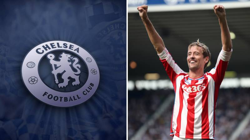 Peter Crouch Responds To The January Transfer Links With Chelsea