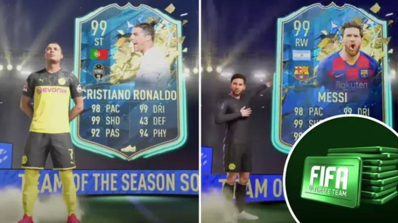 Gamer Says He Spent His Whole University Savings On FIFA Loot Boxes