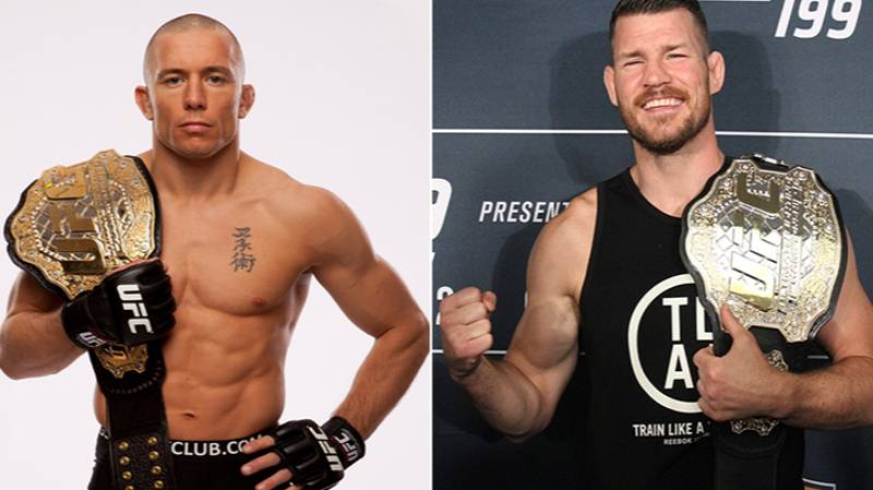 BREAKING: Dana White Confirms Michael Bisping Vs GSP UFC Middleweight Title Fight