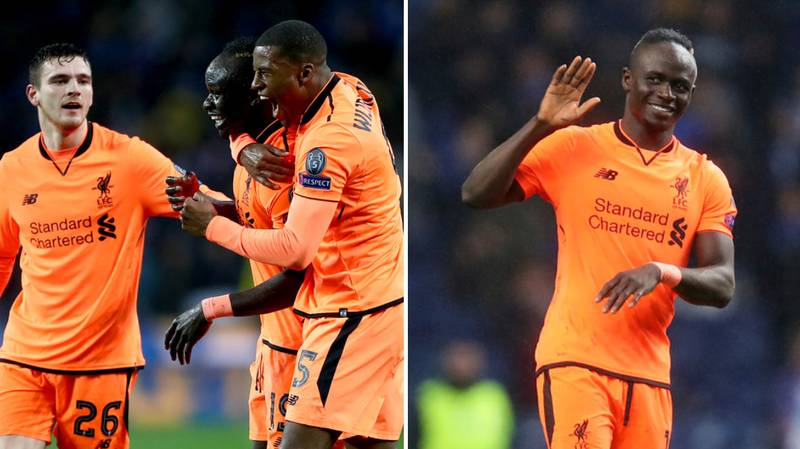 What Liverpool Defender Andy Robertson Did After Porto Drubbing Is Causing A Stir