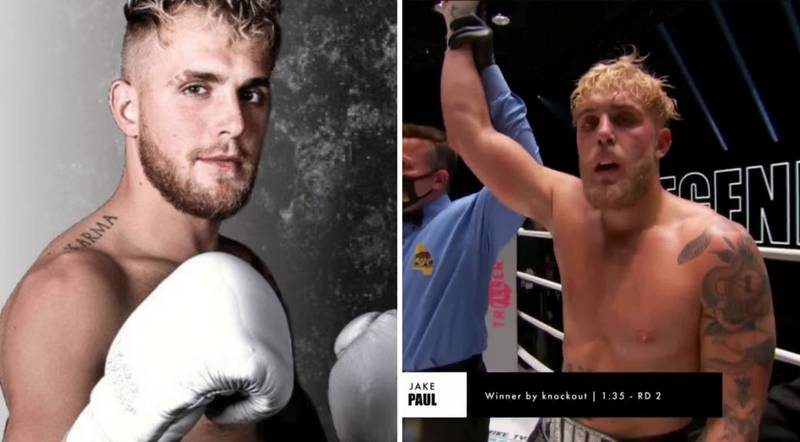 Jake Paul's Next Two Opponents For 2021 Are Named By UFC Legend