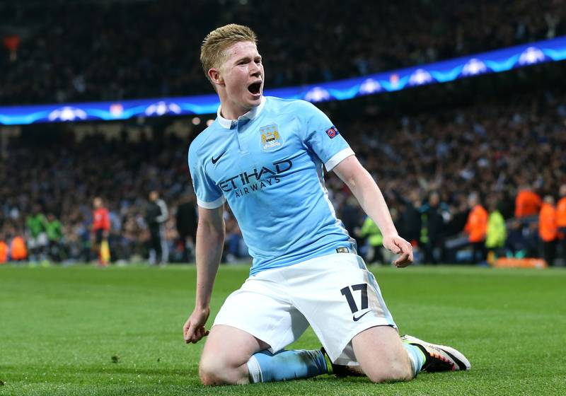 Kevin De Bruyne Makes A Bold Claim About Who The Best 5-A-Side Player In The World Is