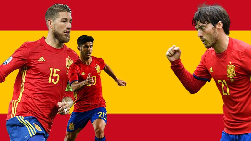 Spain's Squad Depth Going Into The World Cup Is Out Of This World