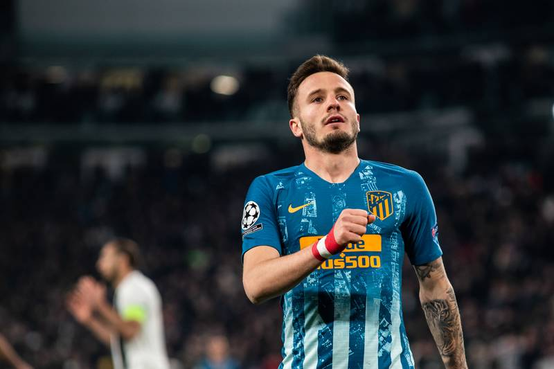 Manchester City 'Close' To Signing Atlético Madrid's Saúl Ñíguez