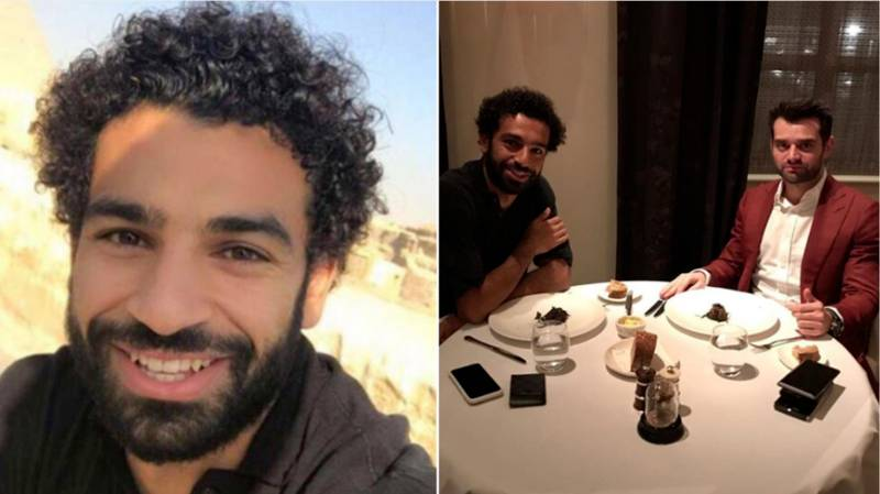 Mohamed Salah Showed His Class When A Man Burgled His Family Home
