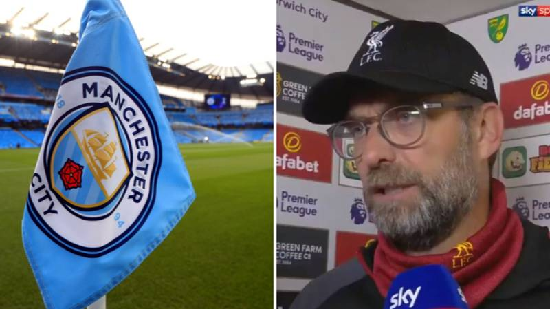 Jurgen Klopp Was Asked About Manchester City's UEFA Ban But Only Wanted To Talk About Their 'Exceptional' Football