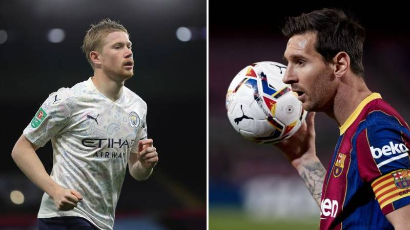 Kevin De Bruyne 'Doesn't Care' If Manchester City Sign Lionel Messi