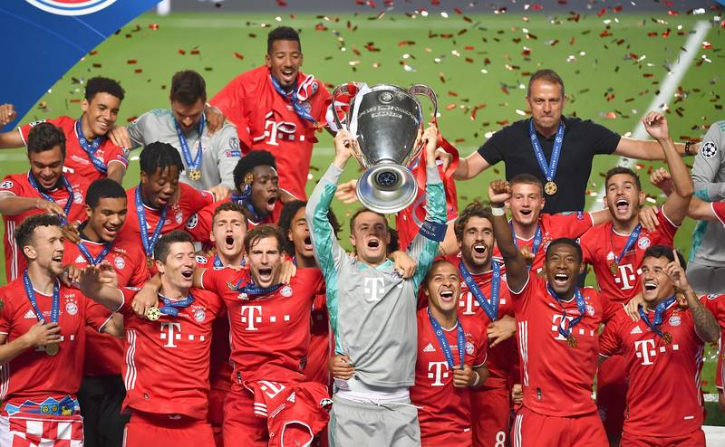 New Champions League Plans Reveal Potential 'Major Shake-Up' To UEFA's Competition