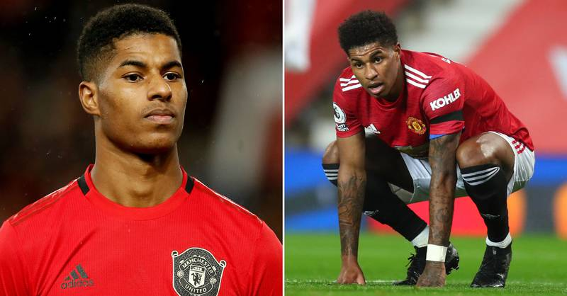 Marcus Rashford Not A 'World-Class Striker' Says Former Manchester United Star