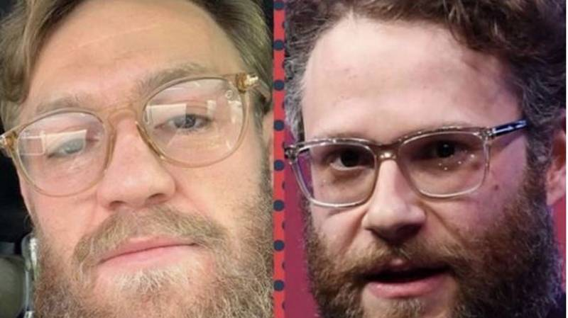 Conor McGregor Has Responded To Claims He Looks Like Seth Rogen