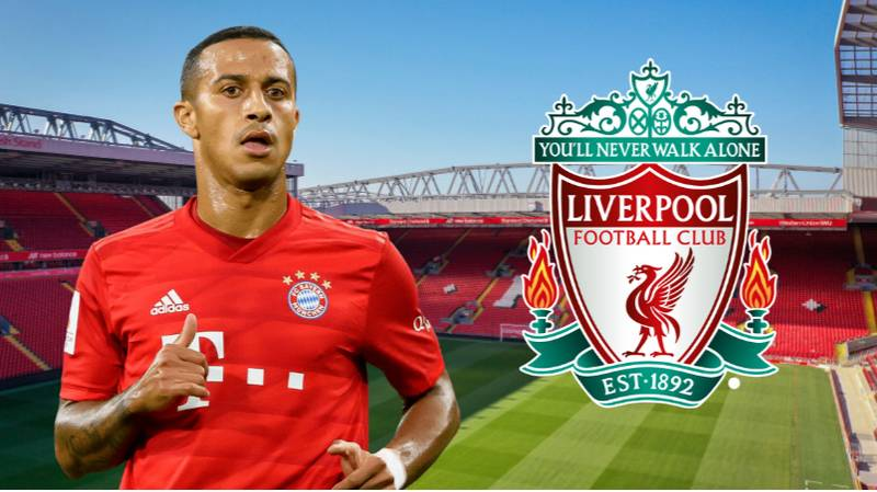 Bayern Munich Star Thiago Wants To Join Liverpool This Summer