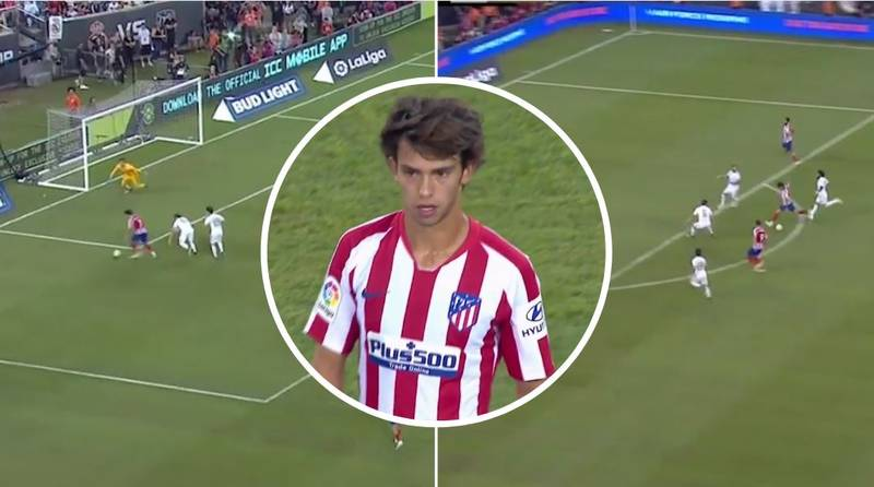 Joao Felix Looked Every Bit A £113 Million Player During Man Of The Match Performance Against Real Madrid