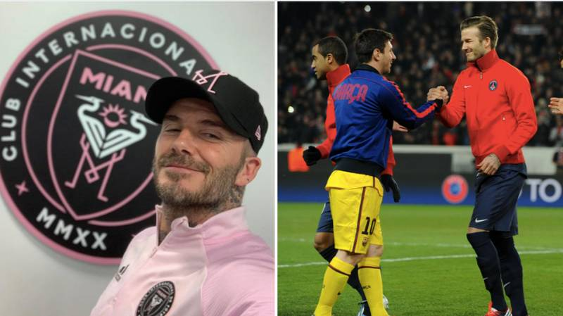 David Beckham's Transfer Targets For Inter Miami Are Ambitious To Say The Least