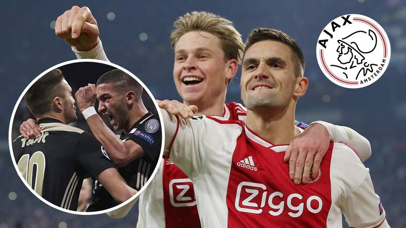 Dušan Tadić Has Been Involved In Over 60 Goals For Ajax This Season