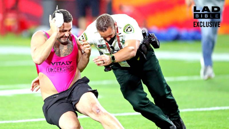 Super Bowl Streaker Says He Has Already Been Paid Large Portion Of £270,000 Bet Winnings