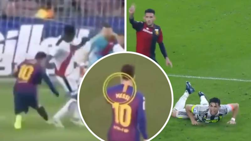 Video Showing 'The Difference' Between Lionel Messi & Cristiano Ronaldo Goes Viral