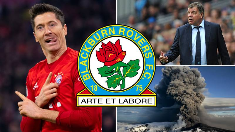 A Volcano Prevented Robert Lewandowski From Joining Blackburn Rovers In 2010