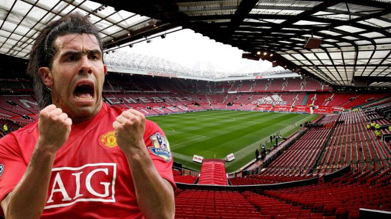 Manchester United Are Lining Up Sensational Loan Move For Former Striker Carlos Tevez