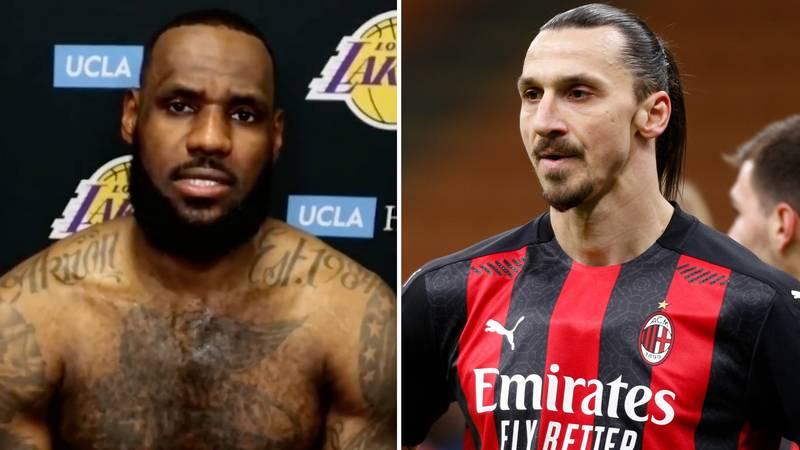 LA Lakers Superstar LeBron James Slams Zlatan Ibrahimovic Over His 'Stay Out Of Politics' Comment