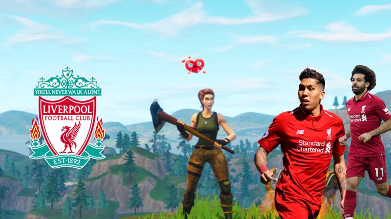 Liverpool CEO Thinks 'Fortnite' Is The Greatest Threat To Football's Appeal