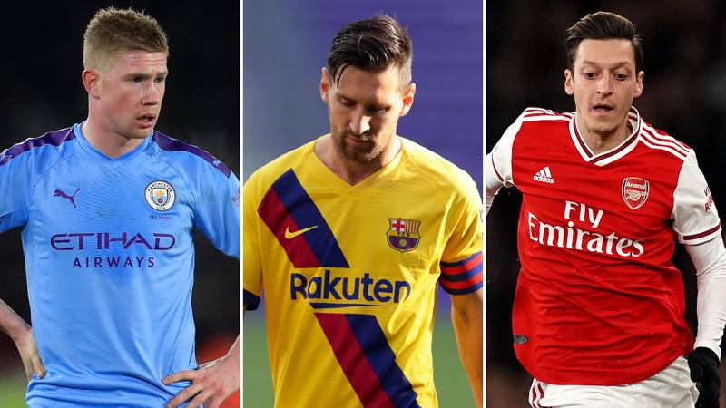 The Ten Highest Wage Bills In World Football Have Been Revealed