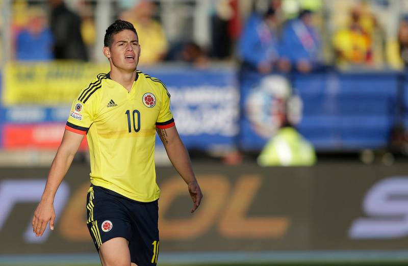 Colombia Star James Rodriguez Receives Shocking Death Threats On Twitter