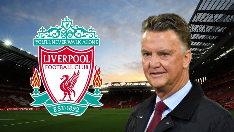 Van Gaal Says Merson Is 'Not Normal' After Absurd Claim On Liverpool's Champions League Campaign
