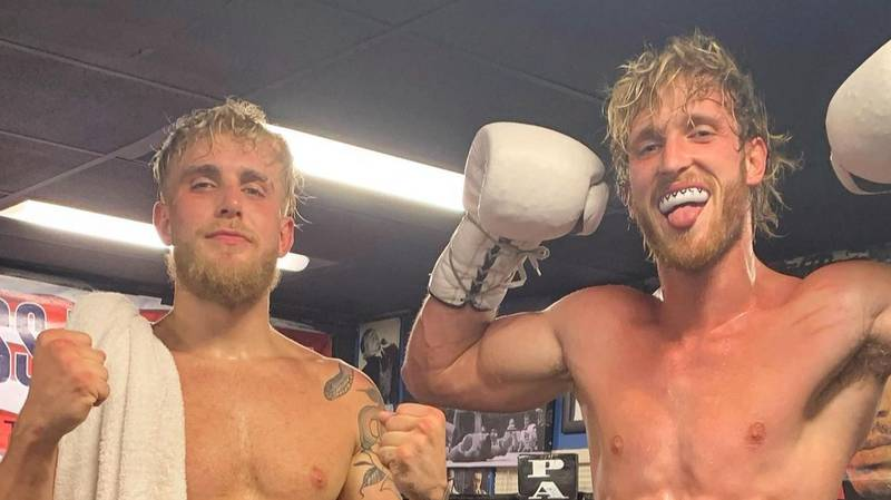 Jake Paul Says He'd Knock Out His Brother Logan In A Boxing Match